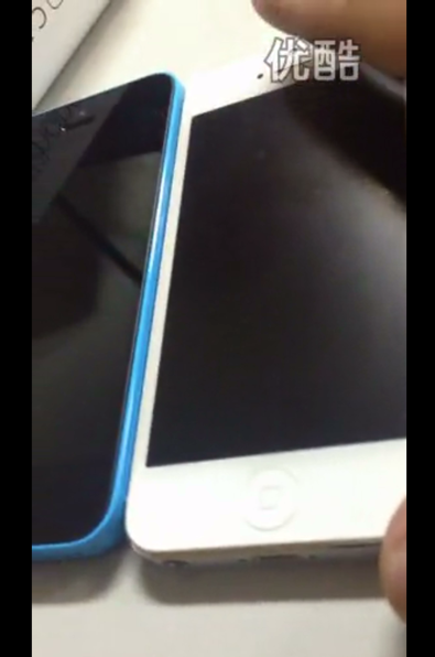 iPhone 5C and iPhone 5, compared