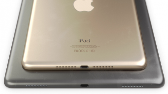 iPad 5, iPad mini 2: Three Colors Coming