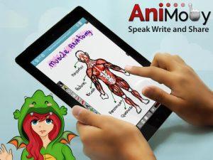 animoby ipad app