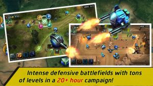 Nova Defence iPhone Game