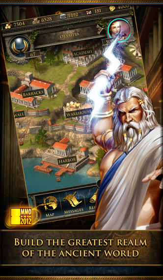 Grepolis iphone game review an addictive divine strategy mmo grepolis iphone game grepolis iphone game gumiabroncs Images