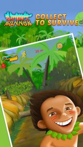 Spirit Runner iPhone Game