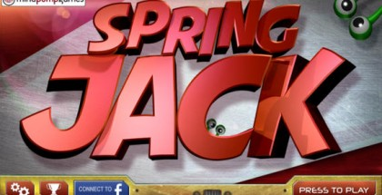 SpringJack iPhone Game