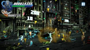 Eternal Descent: Heavy Metal Heroes iPhone Game