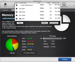 MacOptimizer Mac App