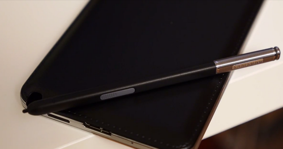 Galaxy Note 3 black model