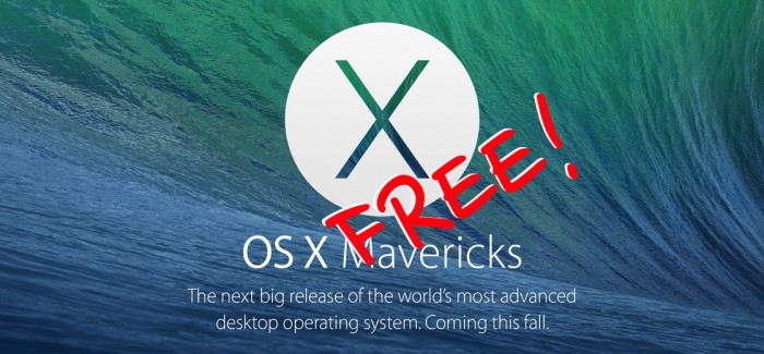 Apple Event: OS X Mavericks Is Free, MacBook Pro Prices Slashed, Mac Pro Tagged at $2,999