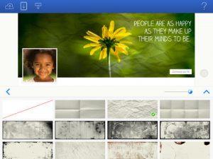 Covery iPad App