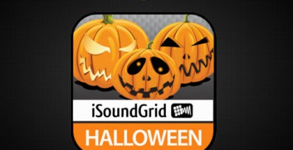 iSoundGrid Halloween for iPad App