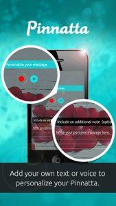 Pinatta iPhone App
