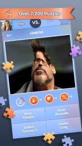 PuzzleFace iPhone Game