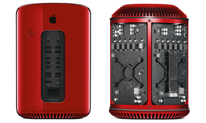 RED Mac Pro Sells For 977000 Money Goes To Charity 2013 Mac Pro [aka Vaders Helmut] Coming Dec 16, Says Reseller