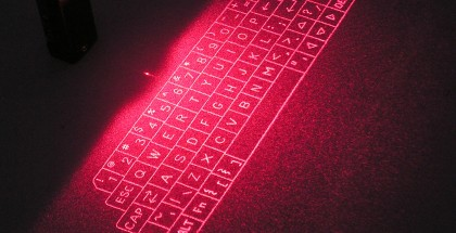 Virtual-Bluetooth-Keyboard