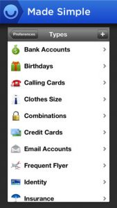 screen568x56844 169x300 mSecure Password Manager iPhone App Review: Securely Create and Store Passwords