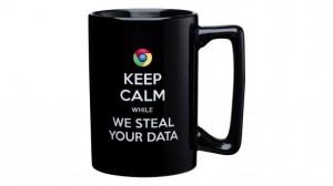 scroogled mug anti-google campaign
