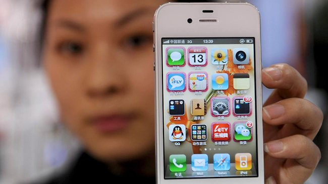 Apple Officially Signs Deal With China Mobile