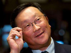 BlackBerry Isn't Gone Yet According To CEO John Chen