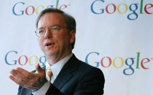 Google Missed Social Networking Says Eric Schmidt