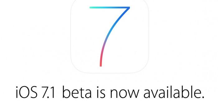 iOS 7.1 No Public Release Until March