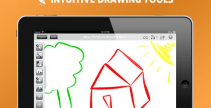 Conojo Whiteboard iPad App