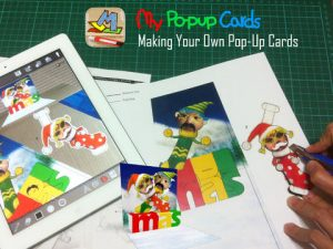 My Pop-Up Cards iPad App