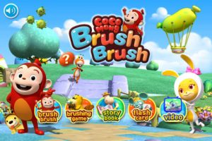 screen480x4805 300x200 Brush Brush Cocomong iPhone App Review: Teach Kids to Brush!