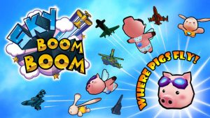Sky Boom Boom iPhone Game
