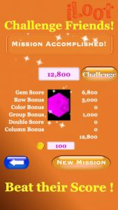 screen568x568210 169x300 iLoot Jewels iPhone Game Review: 3D Gem Puzzler