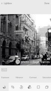 FancyCam iPhone App