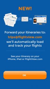 FlightView Free iPhone App