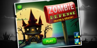 Zombie Defense: Smash and Crash iPhone Game Review