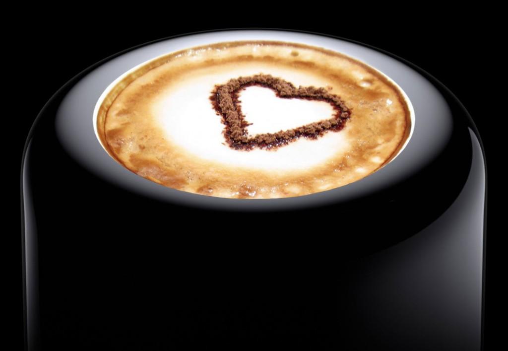 Coffee-Mac-Pro Parody