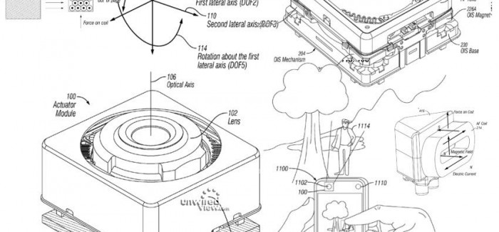 New patent suggests iPhone 6 will feature OIS