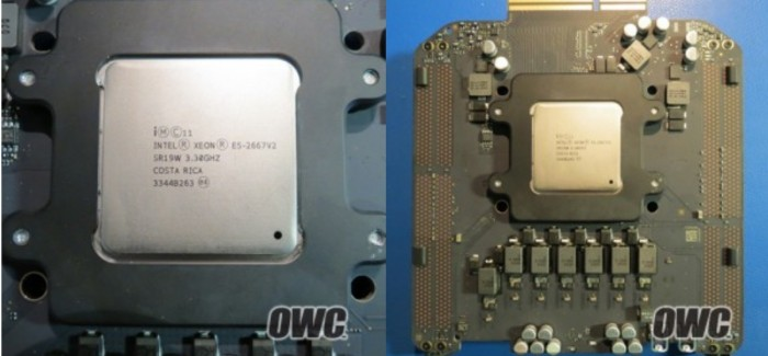 Late 2013 Mac Pro CPU Upgrade Confirmed