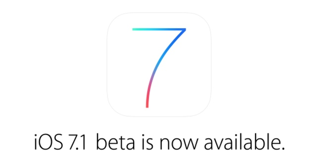 iOS 7.1 Beta 4 Seeded to Devs, Offers Bug Fixes, Tweaks