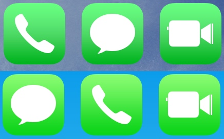 ios 7.1 beta 3 icons