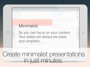 screen480x480 300x225 Presentics iPad App Review: Multimedia Presentations Made Easy