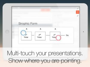 screen480x4801 300x225 Presentics iPad App Review: Multimedia Presentations Made Easy