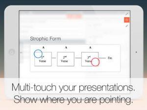 screen480x4801 300x225 Presentics iPad App Review: Multimedia Presentations Made Easy