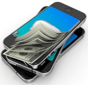 Wlreless Payment - Apple iPhone