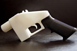 3D printing gun