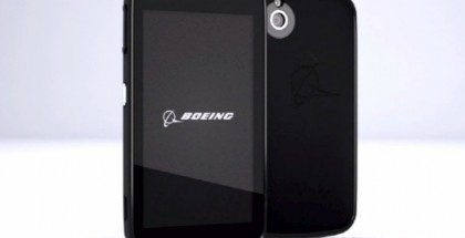 Boeing Builds Self-Destructing Phone