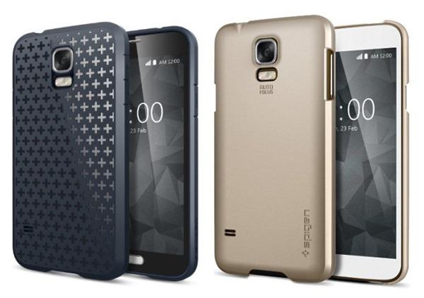 Galaxy-S5-cases-Spigen-Prime-Standard