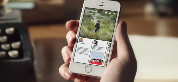 Facebook's Paper App Launches Today