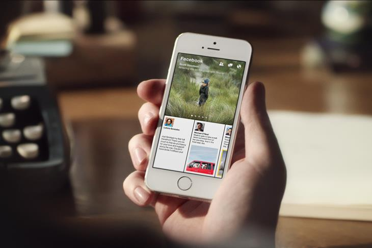 Facebooks Paper App Launches Today