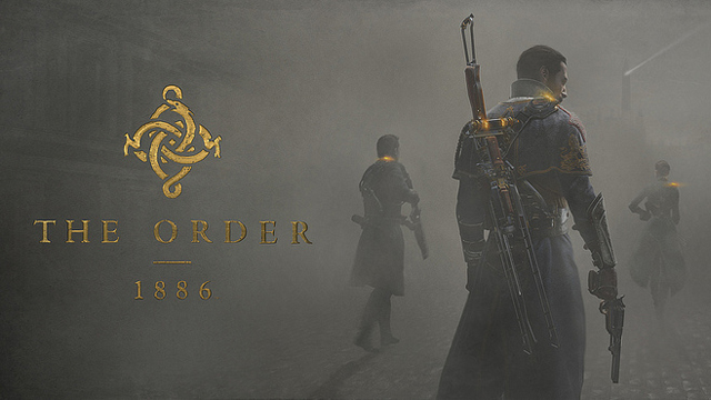 Artwork from the upcoming PS4 game; The Order 1886 (co-developed by Santa Monica Studio and Ready at Dawn.)