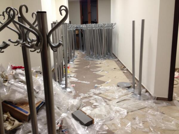 apartment foyer #SochiProblems   Sochi 2014 Off to a Rocky Start