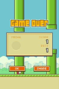 flappy bird iphone game