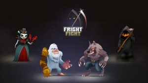 Fright Fight iPhone Game