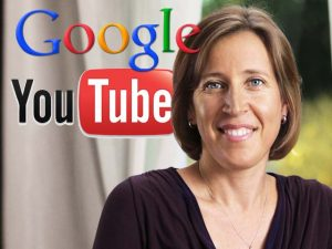 Susan Wojcicki, Google